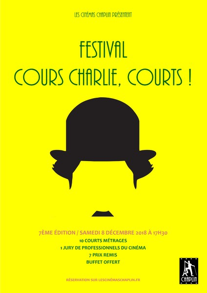FESTIVAL COURS CHARLIE, COURTS !